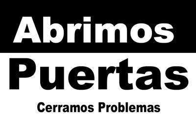 ABRIR PUERTA PRESUUESTO