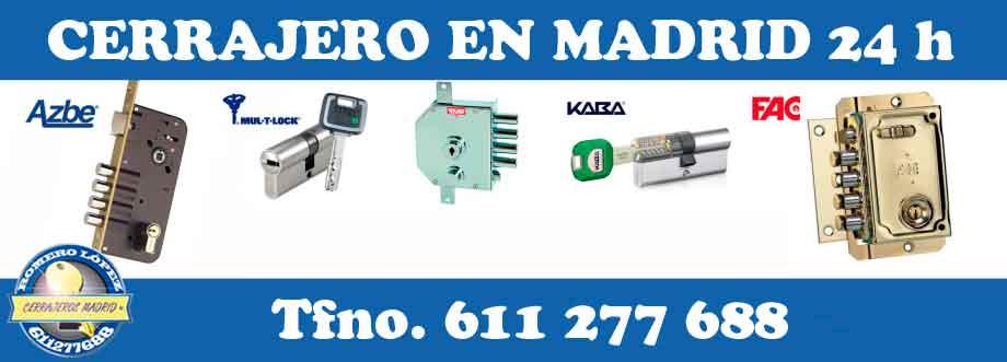 CERRAJERO MADRID ECONOMICO 24 HORAS