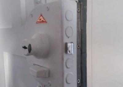apertura de cerradura cr