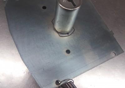 cambio de llaves cerradura kasel