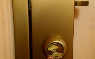 cambio de llaves cerradura tesa