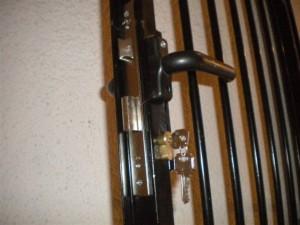 cerraduras para cancelas - Cerrajero de Madrid - www.cerrajero-de-madrid.es