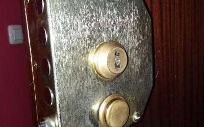 instalacion de cerraduras iseo