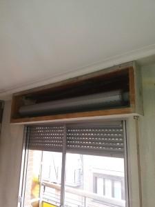instalacion de persianas de aluminio y pvc - Cerrajero de Madrid - www.cerrajero-de-madrid.es