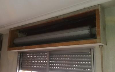 instalacion de persianas de aluminio y pvc
