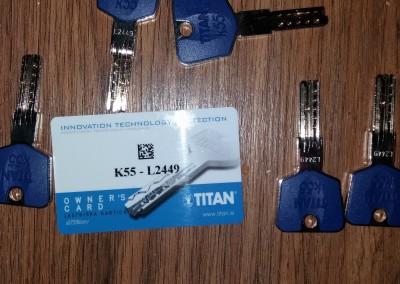 llaves de alta seguridad