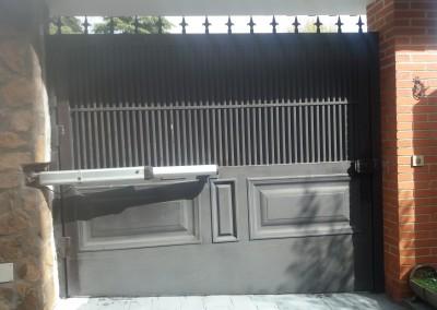 motorizacion de puertas