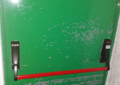 reparacion de barras anti-panico