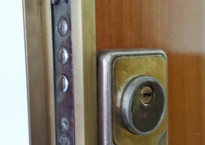 reparacion de cerradura puertas herrero
