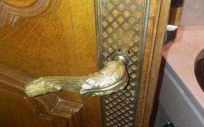 reparacion de manillas artisticas antiguas