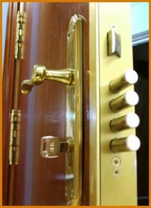 reparacion de puerta blindada