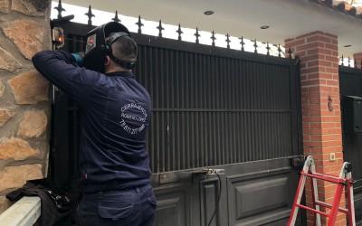 reparacion de puertasd de garaje
