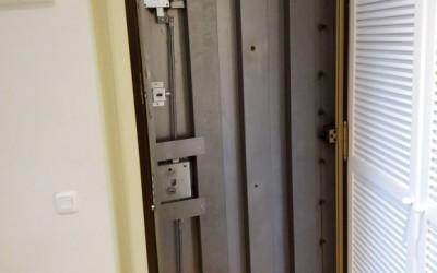 reparacion puerta acorazada