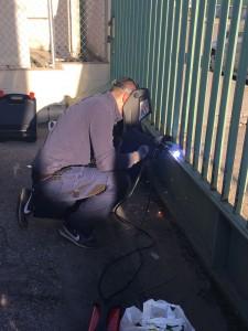 reparacion puertas de garaje - Cerrajero de Madrid - www.cerrajero-de-madrid.es