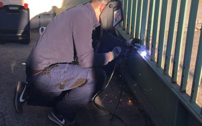 reparacion puertas de garaje