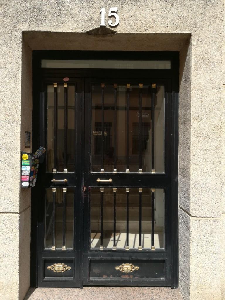 reparacion puertas de portal - Cerrajero de Madrid - www.cerrajero-de-madrid.es