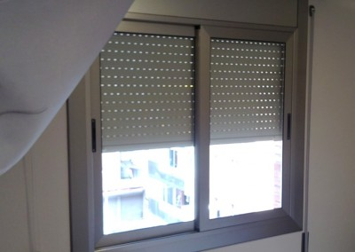 reparacion ventana de aluminio