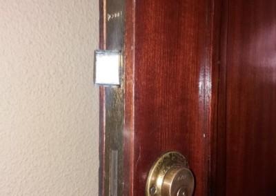reparacion y sustitucion cerraduras de puertas blindadas antiguas