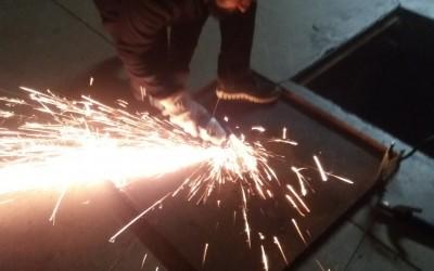 reparaciones en hierro y acero
