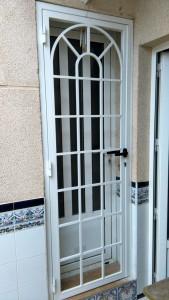 puerta estilo ingles