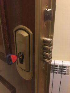 Cerradura de BORJAS ARCU a Cerradura Perfil-Europeo de alta seguridad Cerrajeros ROMERO LOPEZ teléfono: 611277688 - CERRAJERO DE MADRID