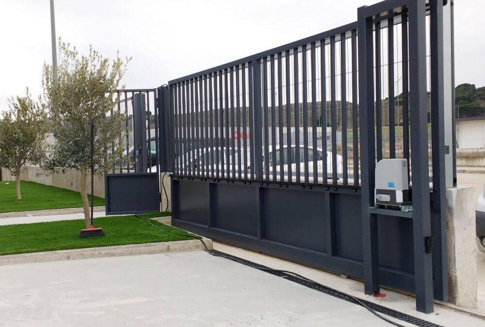 Motorización – Reparación – Instalación de puertas de garaje correderas – Madrid y alrededores